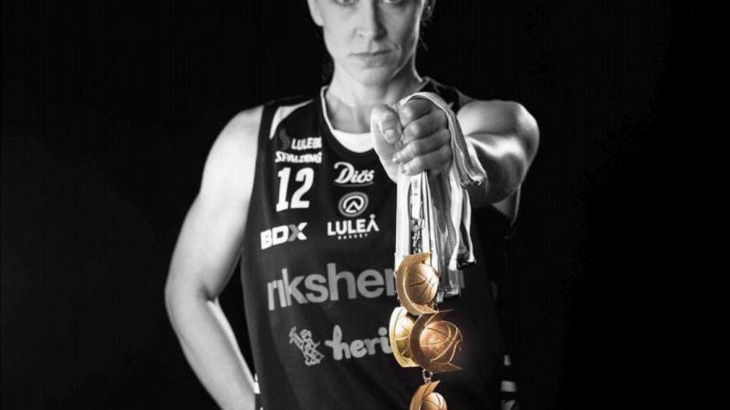 (ЕКСКЛУЗИВНО) Се чувствувам живо, среќно, мирно, јако, како на мисија – Ана Бартхолд, кошаркарската икона на Шведска (EXCLUSIVE INTERVIEW) I feel alive, happy, at peace, strong, like I am on a mission – Anna Barthold, the icon of the Swedish basketball