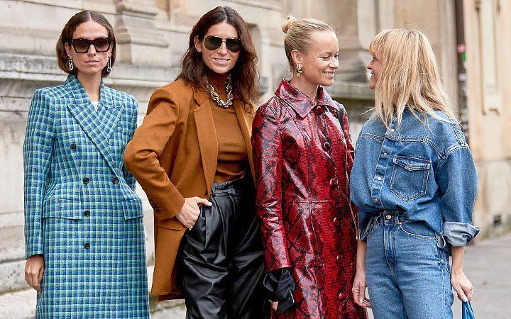 За модата од модните легенди