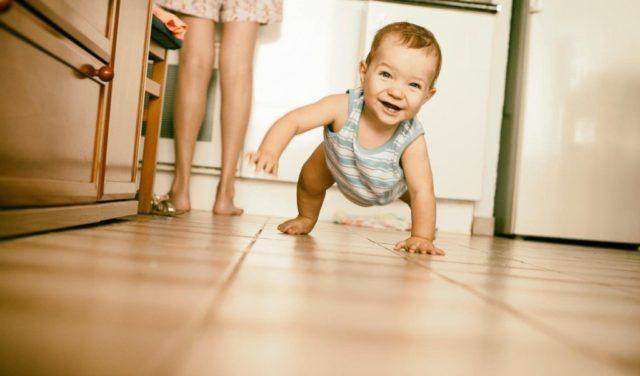 Моторниот развој во детската возраст – дипл. физиотерапевт Димитар Антевски