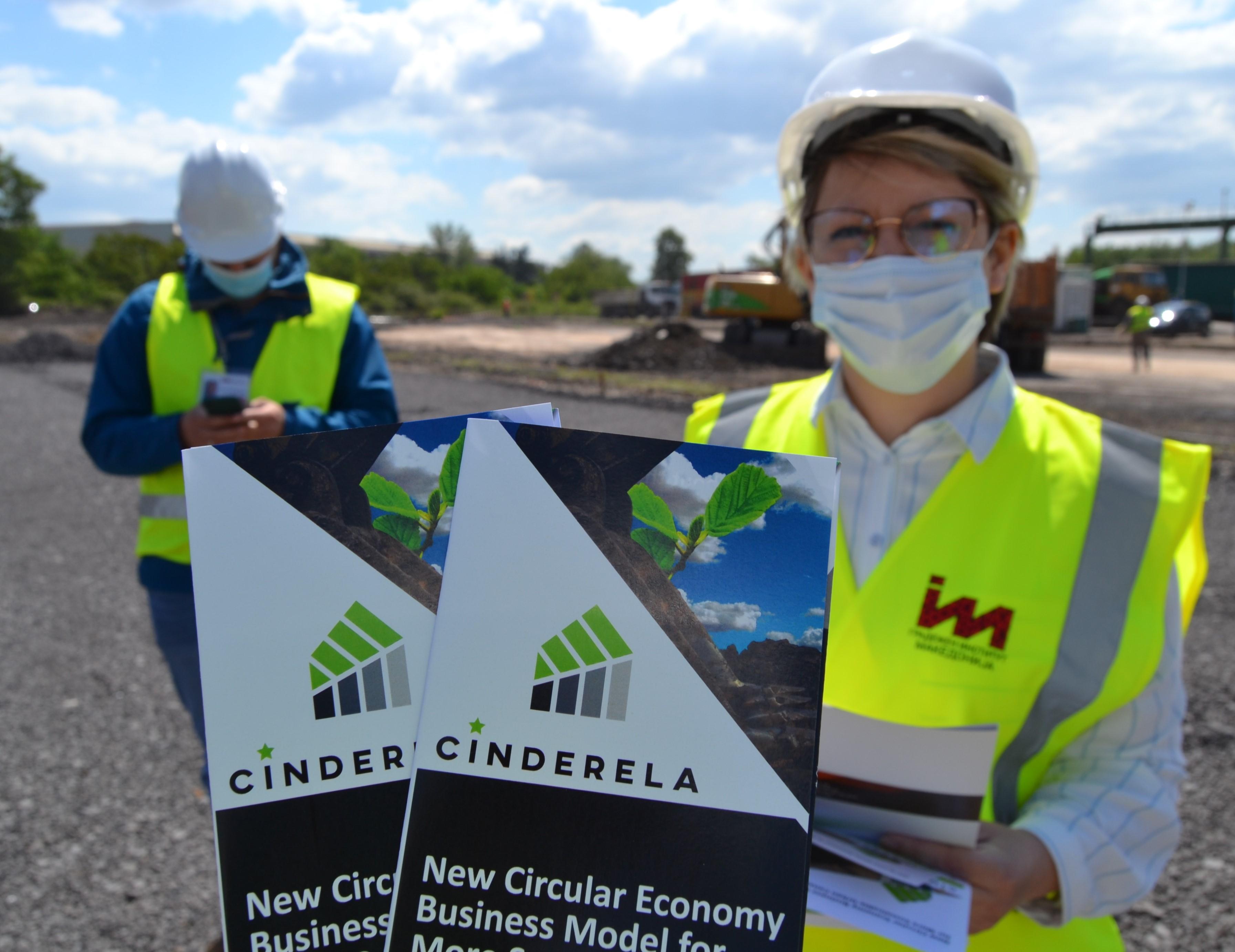 Градежен Институт Македонија и Макстил во заедничка соработка за реализација на европскиот проект за циркуларна економија – CINDERELA